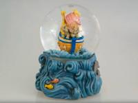 Spieluhrenwelt Sneeuwbol Ark van Noah