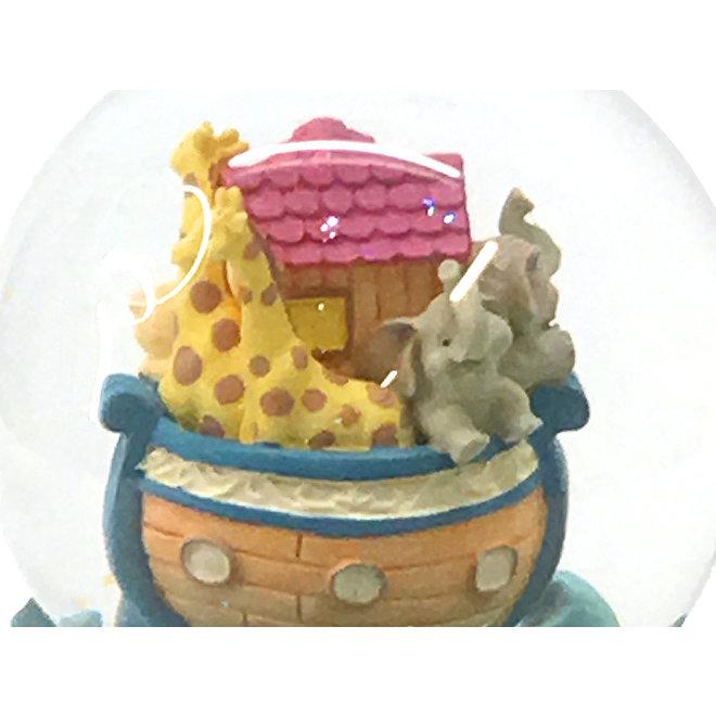 Sneeuwbol Ark van Noah