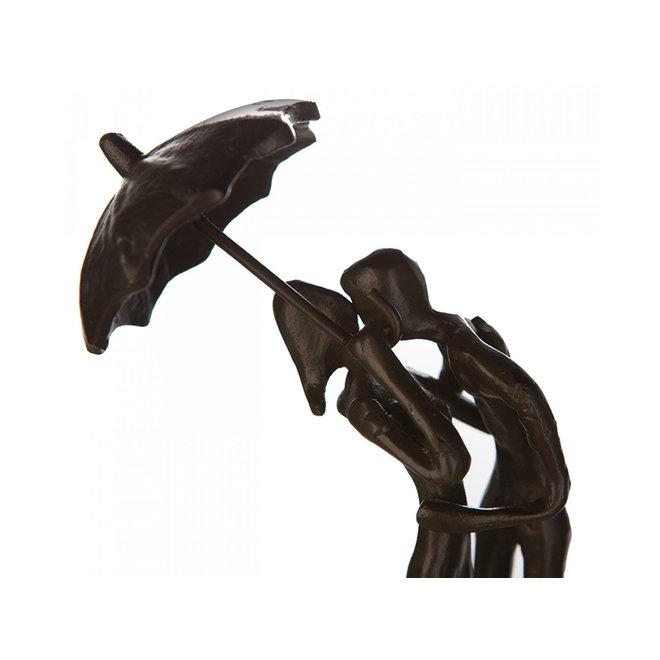 Metal-Sculpture 'Umbrella'