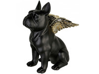 Casablanca Figure Dog Flying Bully