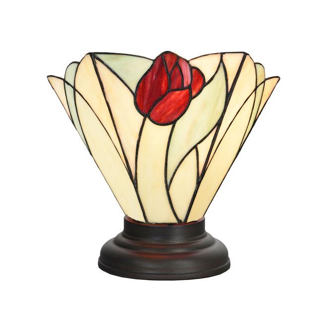 Tiffany Tafellamp Tulip