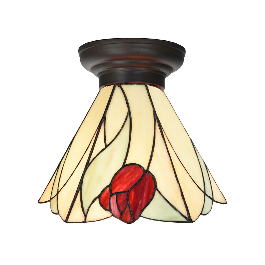 Art Deco Trade Tiffany Plafonnière Tulip
