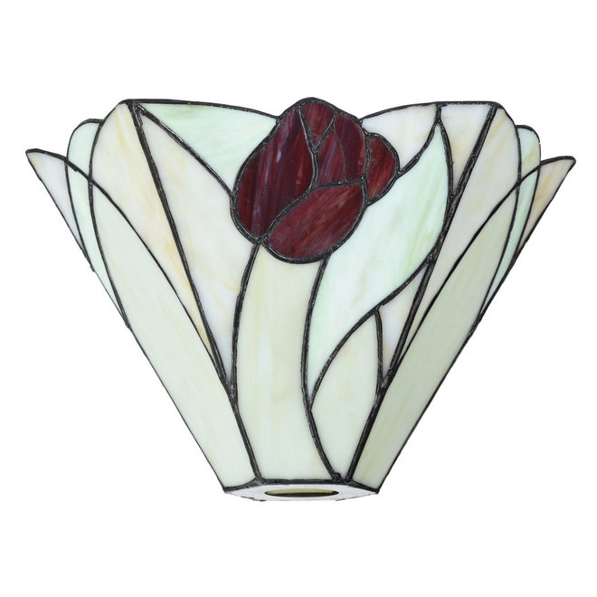 Tiffany verlengde Plafonnière Tulip