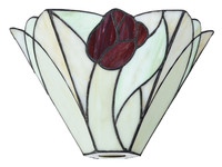 Art Deco Trade Tiffany Hanglamp Tulip, pendel