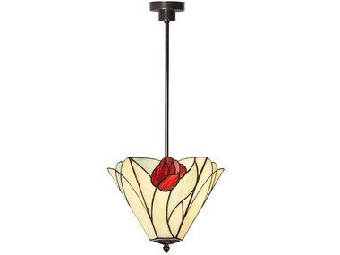 Art Deco Trade Tiffany Hanglamp Tulip, pendel