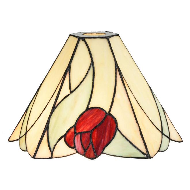Tiffany Hanglamp Tulip, ketting