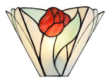 Art Deco Trade Tiffany Wandlamp Tulip