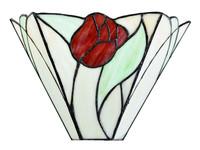 Art Deco Trade Tiffany Wandlamp Tulip