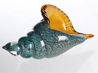 Casablanca Glassculptuur 'Grote Schelp'