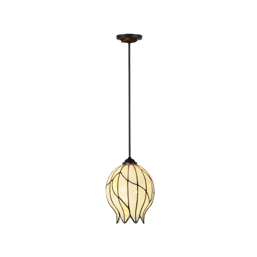 Art Deco Trade Tiffany Hanglamp Nature Open, pendant