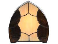 Art Deco Trade Tiffany Klok / Tafellamp Parabola