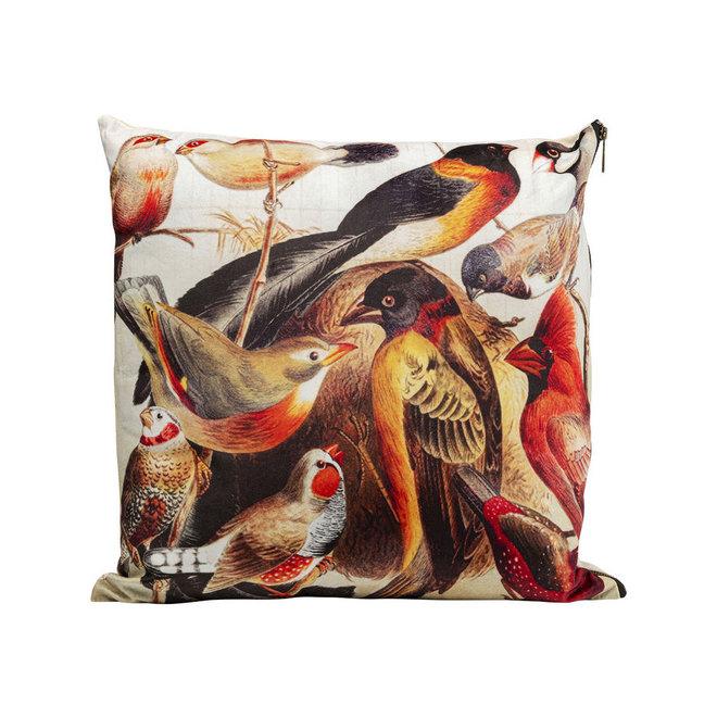 Cushion Birds Life 45x45