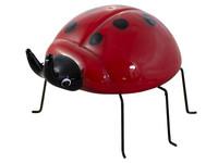 Mossapour Glassculptuur 'Ladybird'