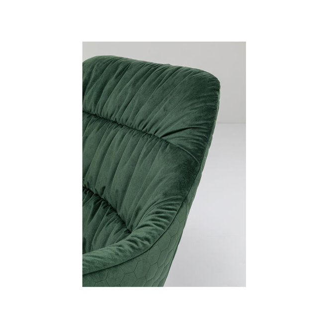 Swivel Armchair Bristol Green