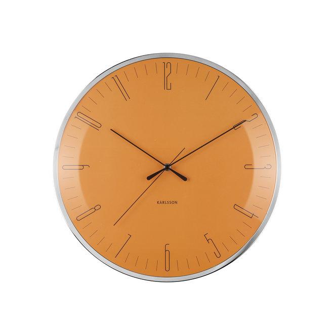 Wall Clock Dragonfly