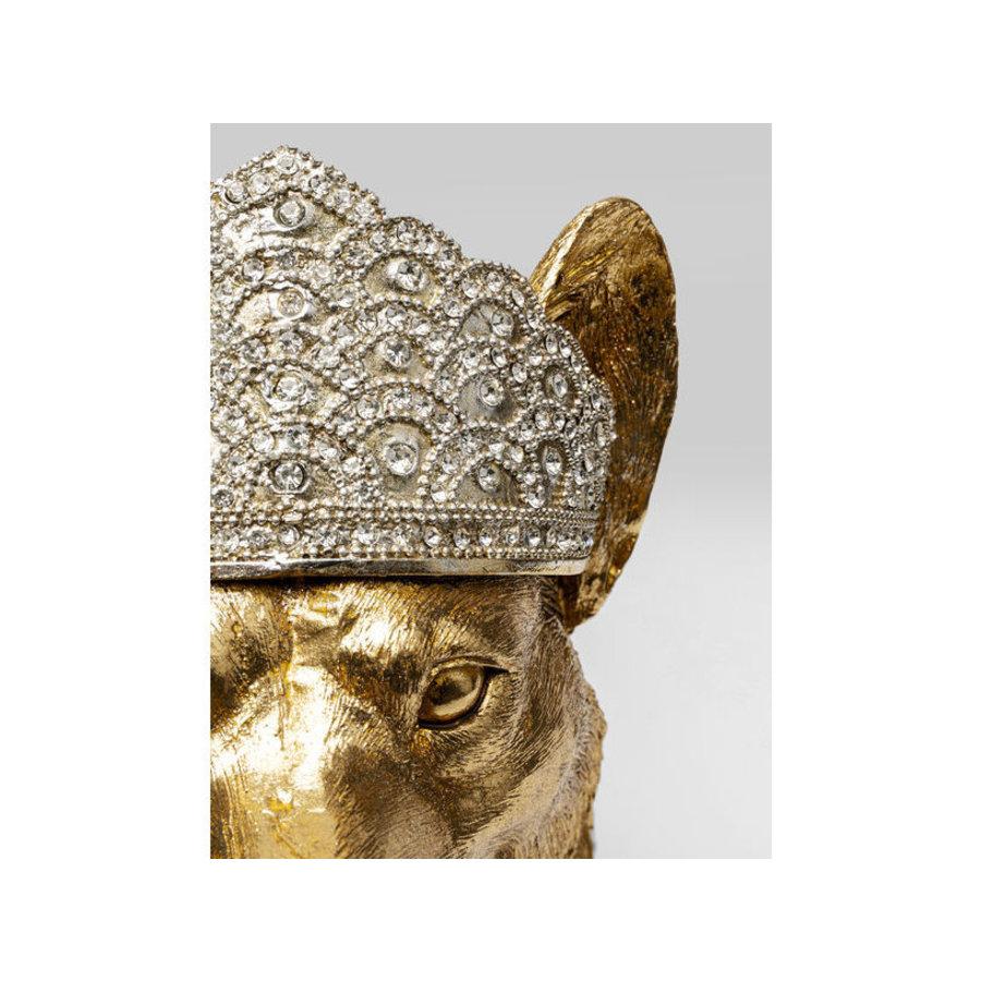 Kare Deco Object Royal Standing Corgi