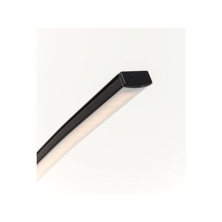 Kare Floor Lamp Codolo Black LED