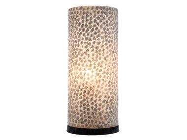 Villaflor Schelpenlamp - Wangi White - Cilinder - 40 cm
