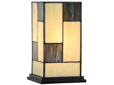 Art Deco Trade Tiffany Windlicht Mondriaan