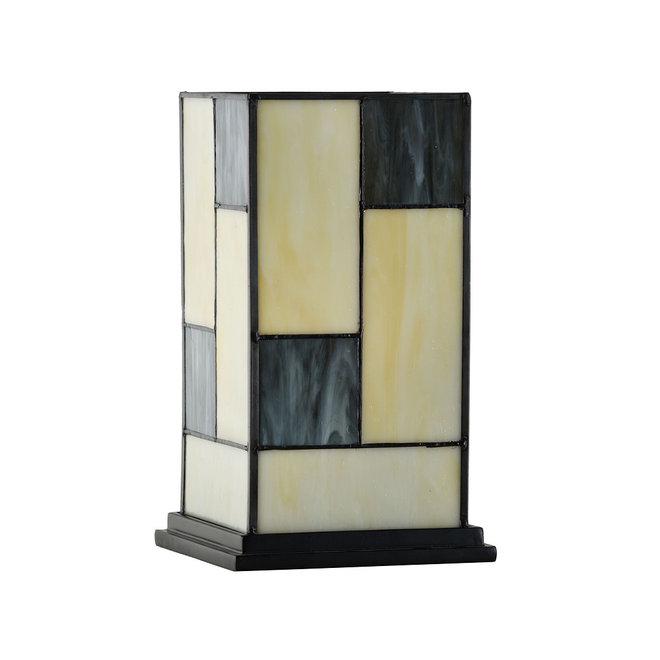 Tiffany Windlicht Mondriaan