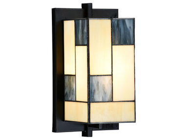 Art Deco Trade Tiffany Wandlamp Mondriaan