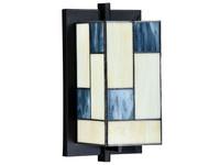 Art Deco Trade Tiffany Wandlamp Mondriaan