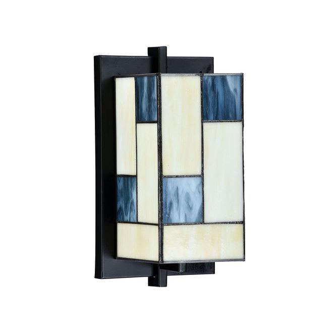 Tiffany Wandlamp Mondriaan