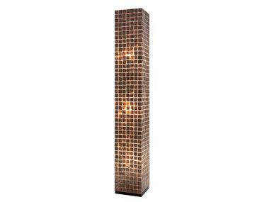 Villaflor Schelpenlamp - Moni Gold - Vierkant - 200 cm