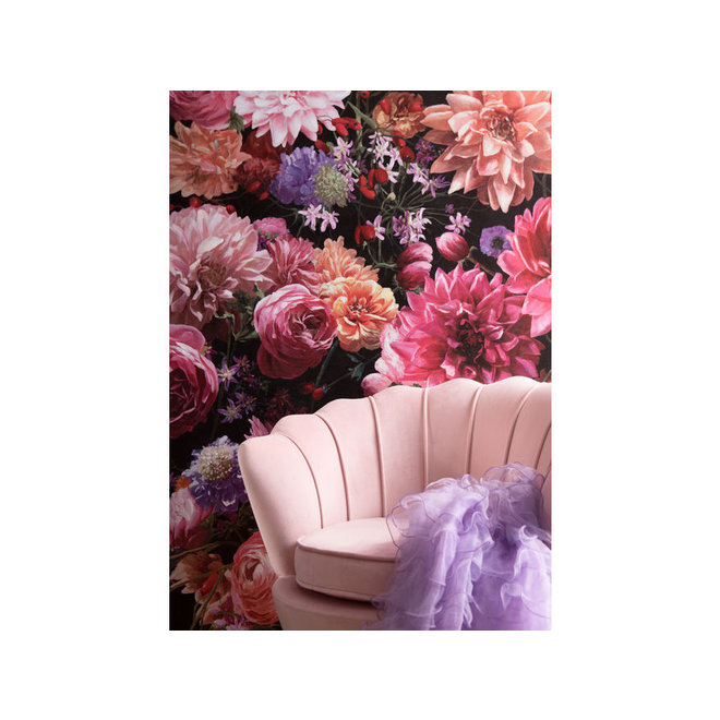 Armchair Water Lily Rose