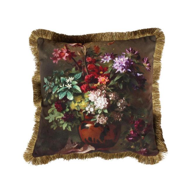 Cushion Wild Flower 45x45