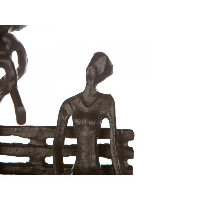 Metal-Sculpture 'Picknick'