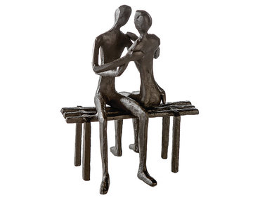 Casablanca Metal-Sculpture 'Favorite Place'