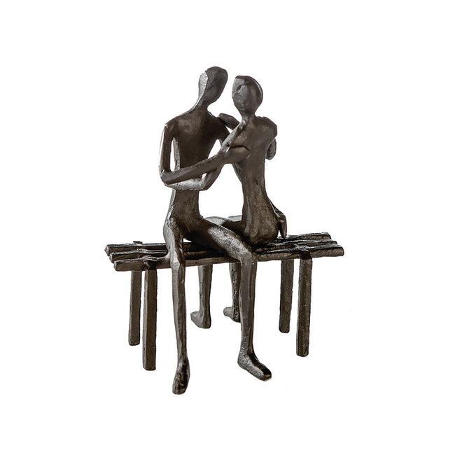 Metal-Sculpture 'Favorite Place'