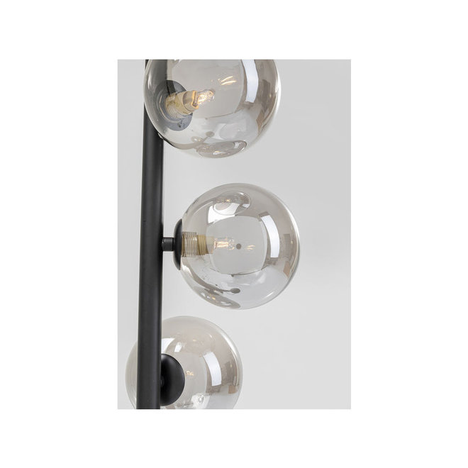 Floor Lamp Scal Balls Black