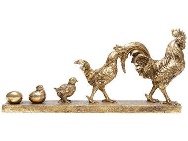 Kare Deco Object Chicken Evolution