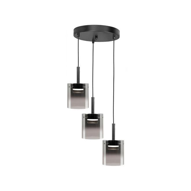 Hanglamp Salerno Rond 3-lichts