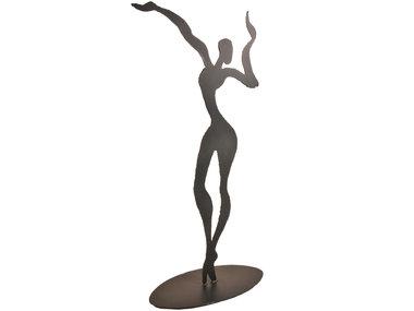 Schlittler Tuinbeeld Swinging Woman