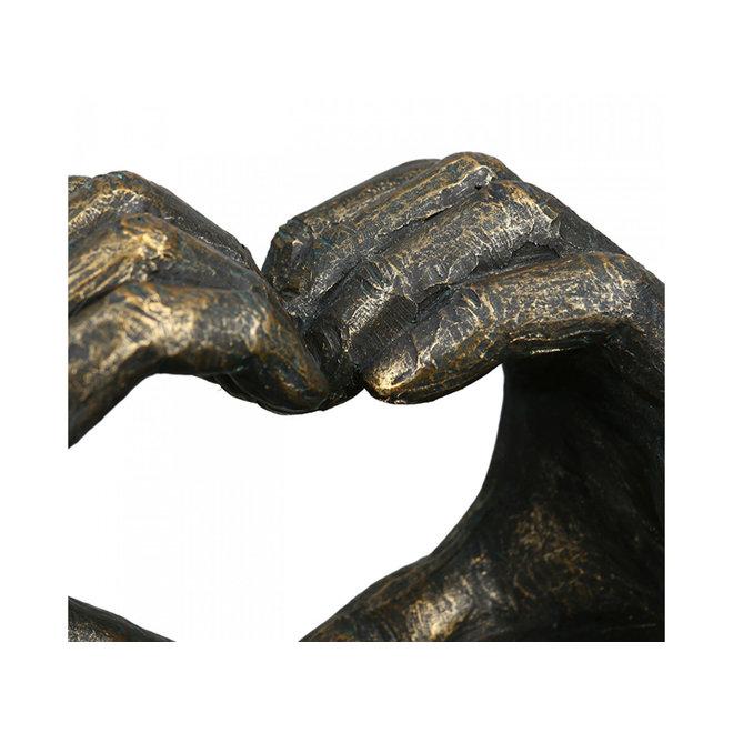 Figuur 'Heart of Hands'