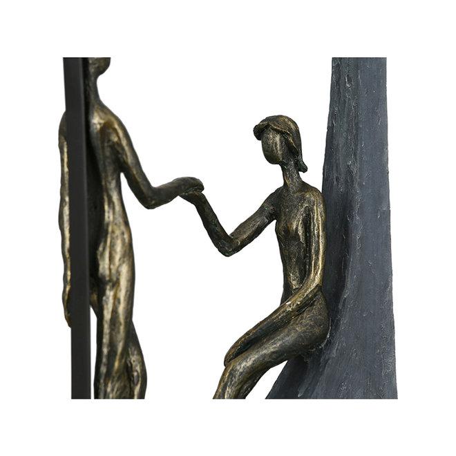 Figuur 'Holding Hands'