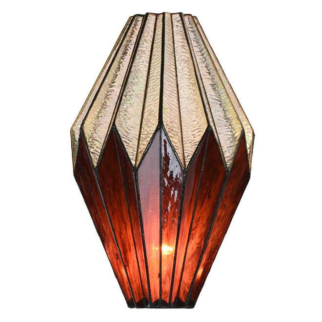 Tiffany Vloerlamp Origami