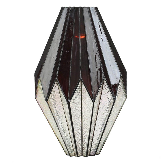 Tiffany Hanglamp Origami, pendant round