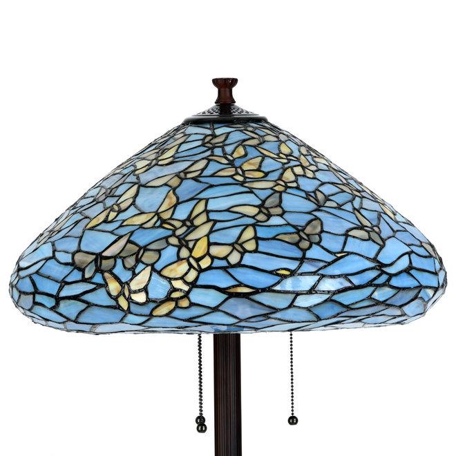 Tiffany Vloerlamp Fly Away