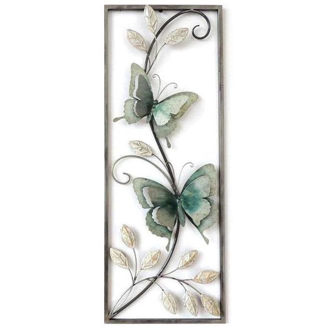 Frame Art Butterfly 73x28