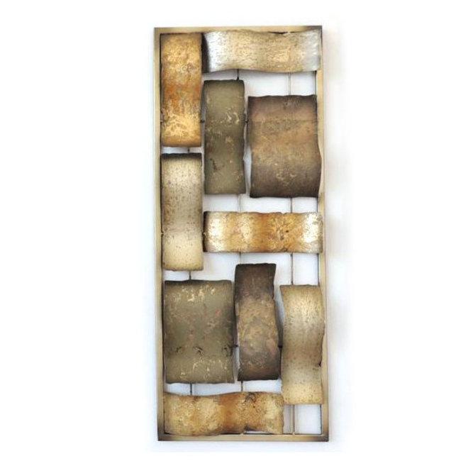 Frame Art Gold Rush 60x25