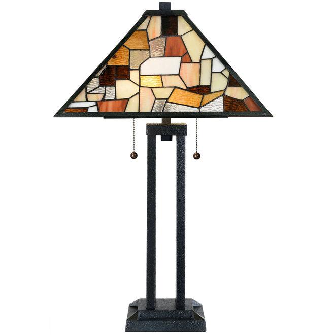 Tiffany Tafellamp Fallingwater