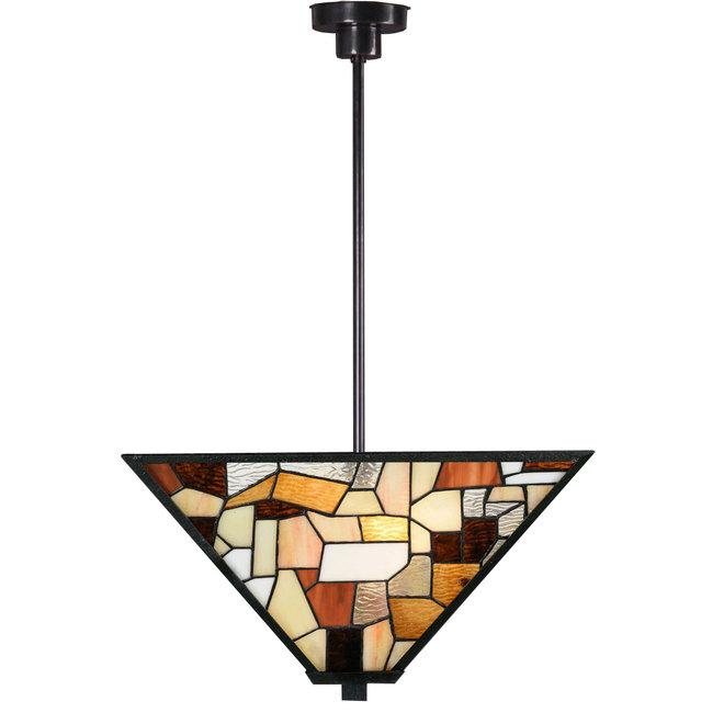Tiffany Hanglamp Fallingwater, pendel