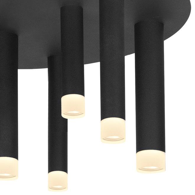 Plafonnière Tubes 9 lichts
