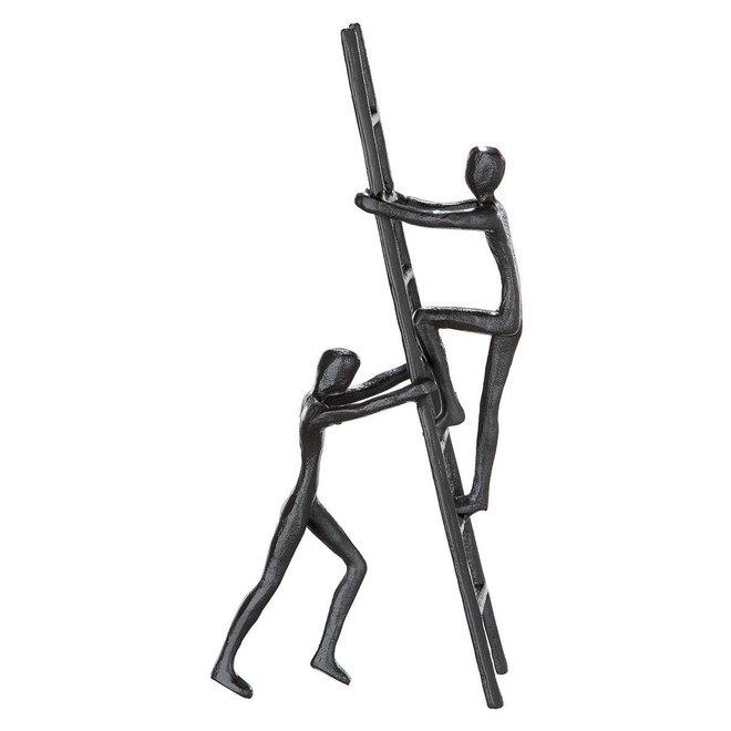 Metal-Sculpture 'Teamwork'