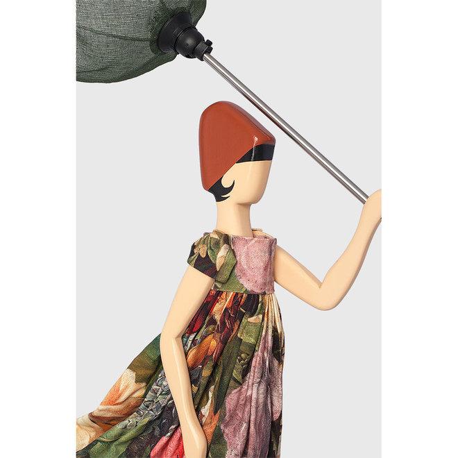 Skitso Tafellamp Paraplu dame Mickela