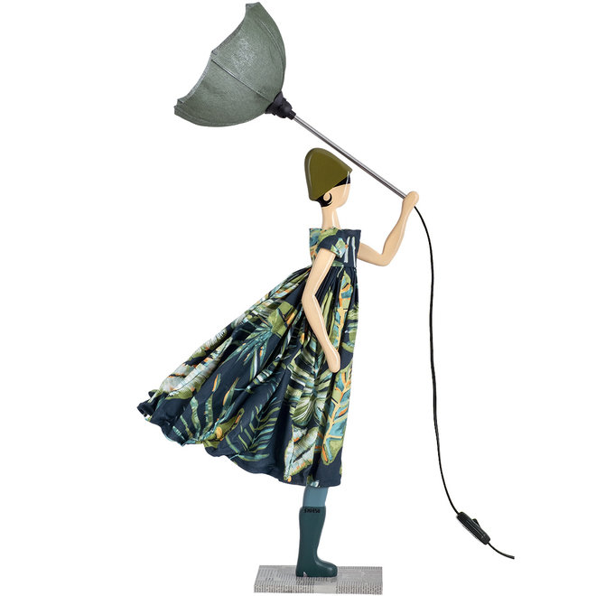 Tafellamp Paraplu dame Naja